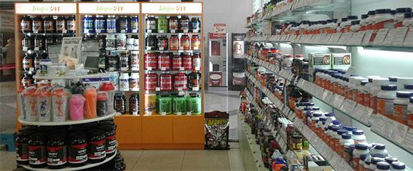 магазина спортивного питания Самара, Космопорт