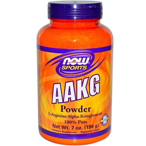 NOW AAKG Powder 198 г