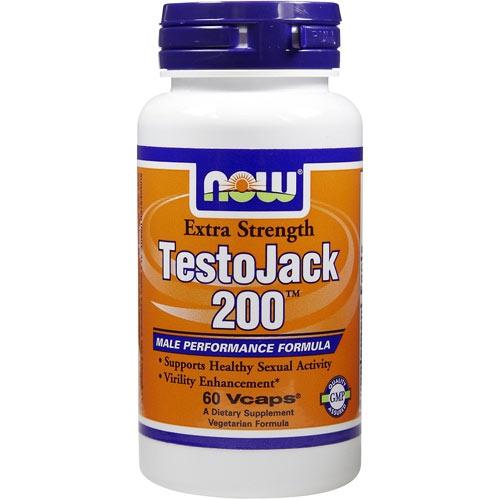 NOW TestoJack 200 60 кап.