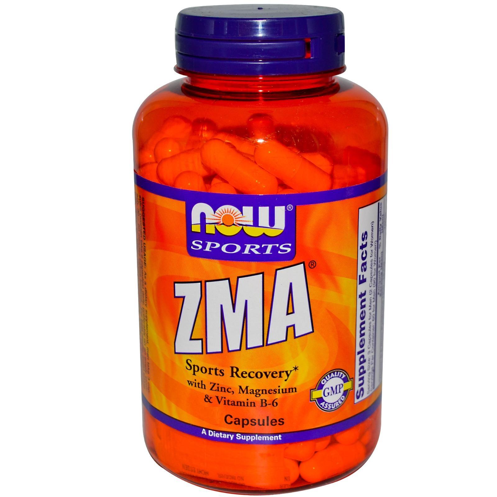 NOW ZMA 90 кап.