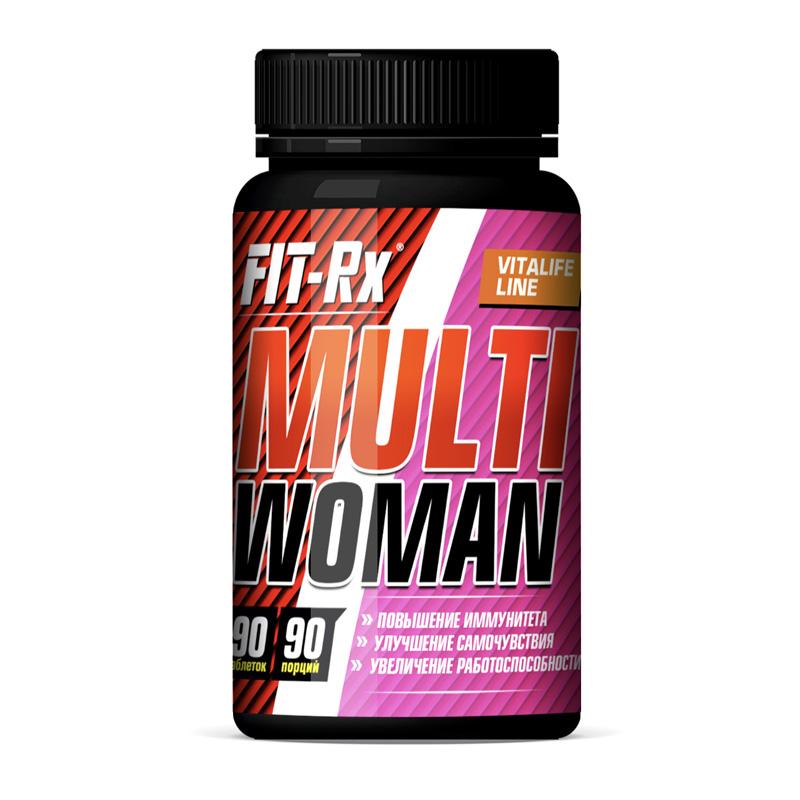 FIT RX Multi Woman 90 табл.