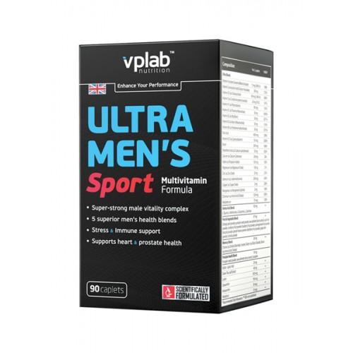 VP Lab Ultra Men's Sport Multivitamin Formula 90 кап.