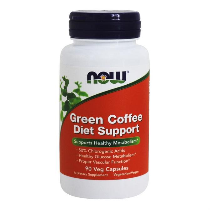 NOW Green Coffee 90caps