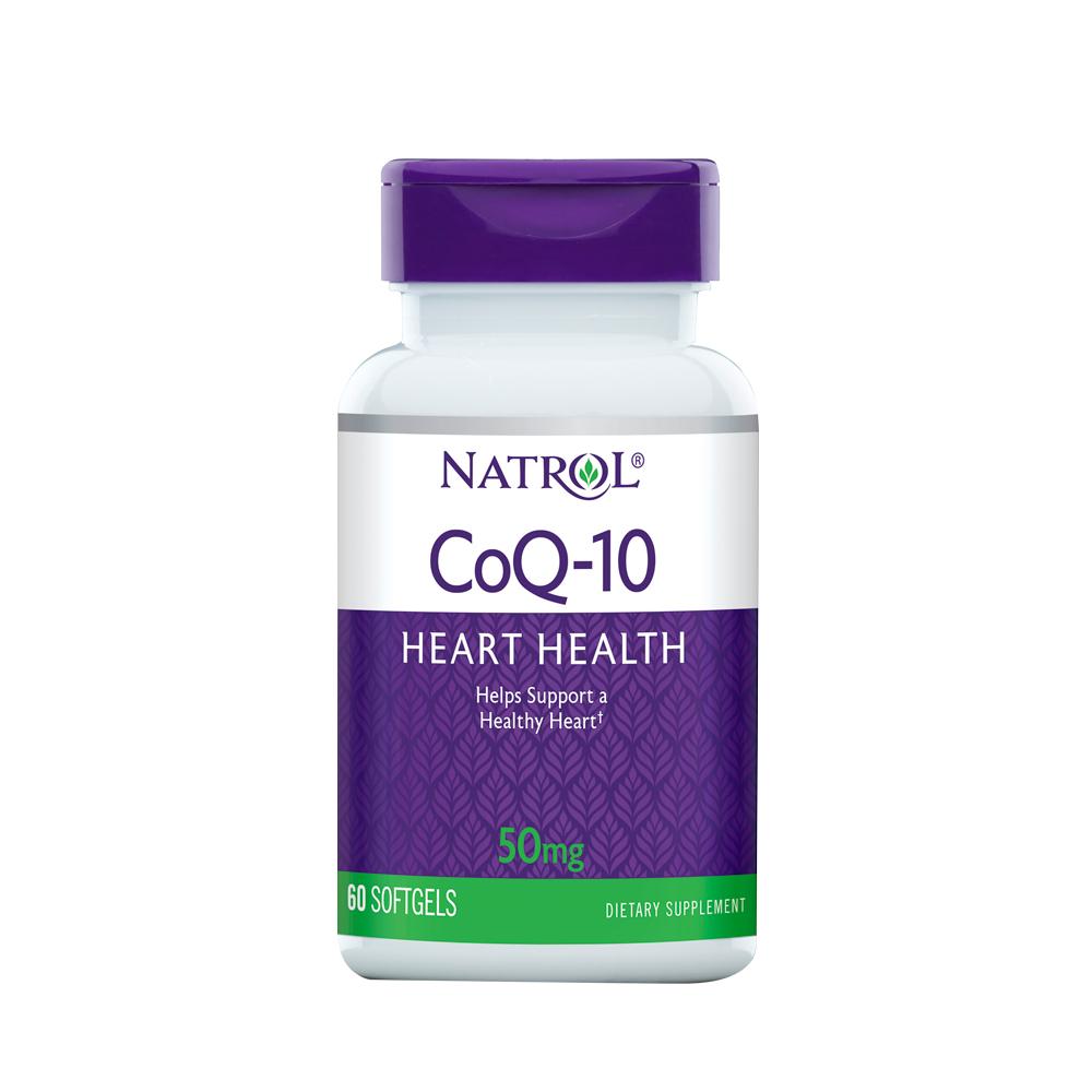 NATROL Co Q-10 50 мг 60 кап.