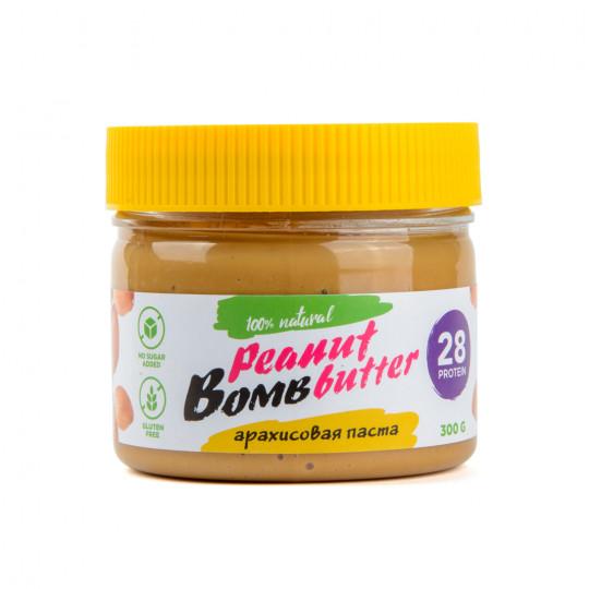 BOMBBAR Арахисовая паста 300гр
