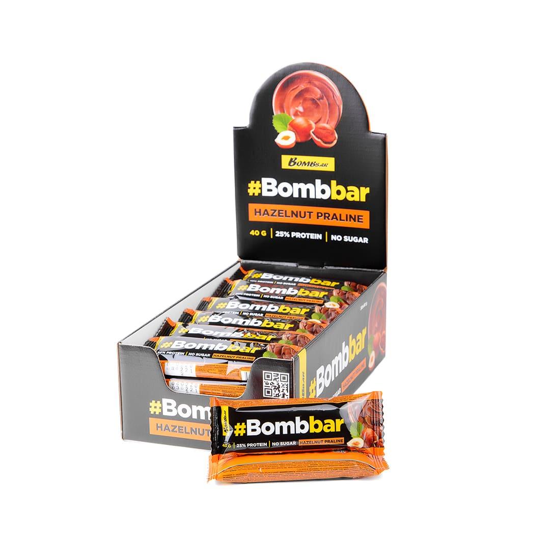 BOMBBAR Батончик глазированный 40 гр