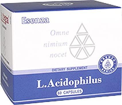 SANTEGRA L.Acidophilus 60caps