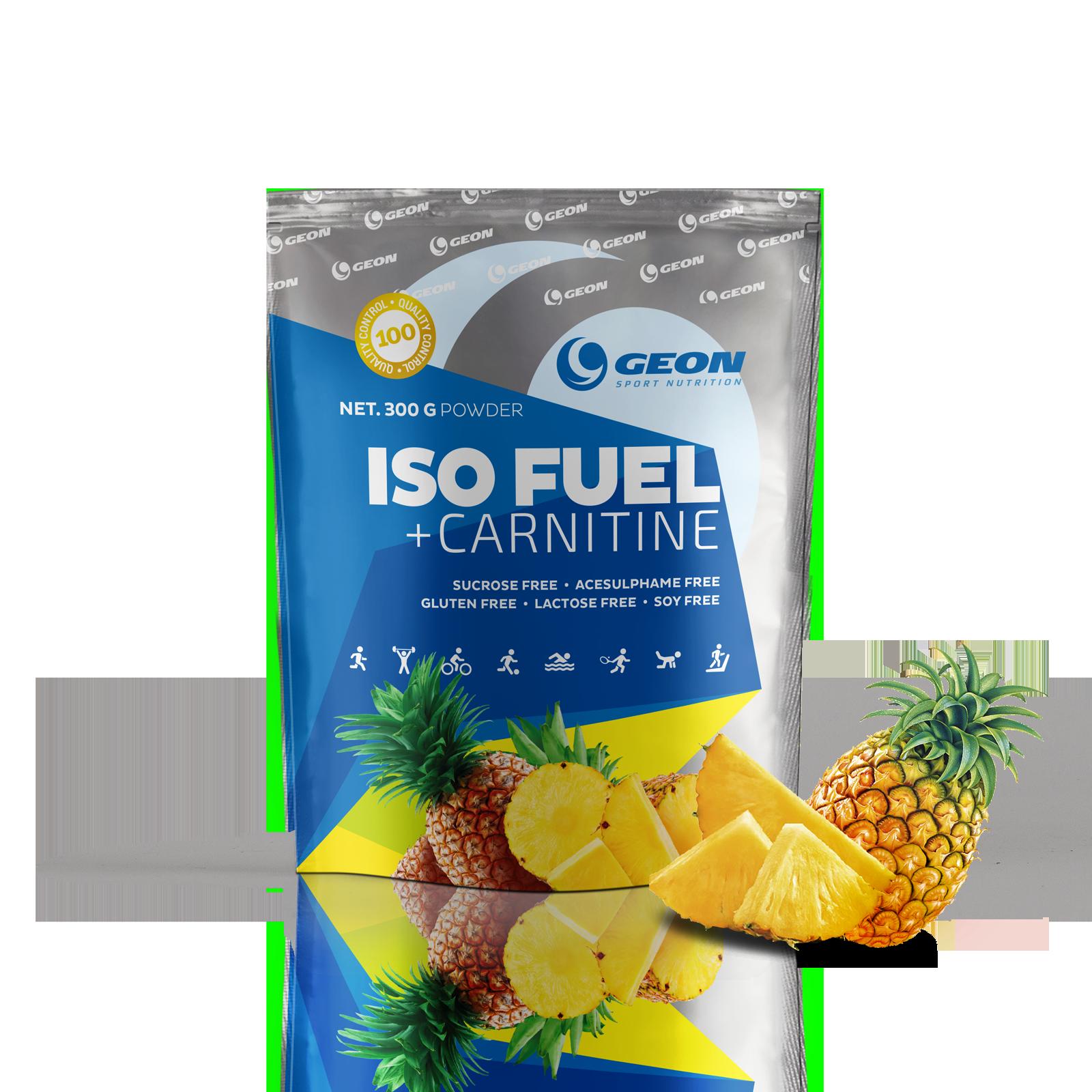 GEON Iso Fuel+Carnitine 300 гр