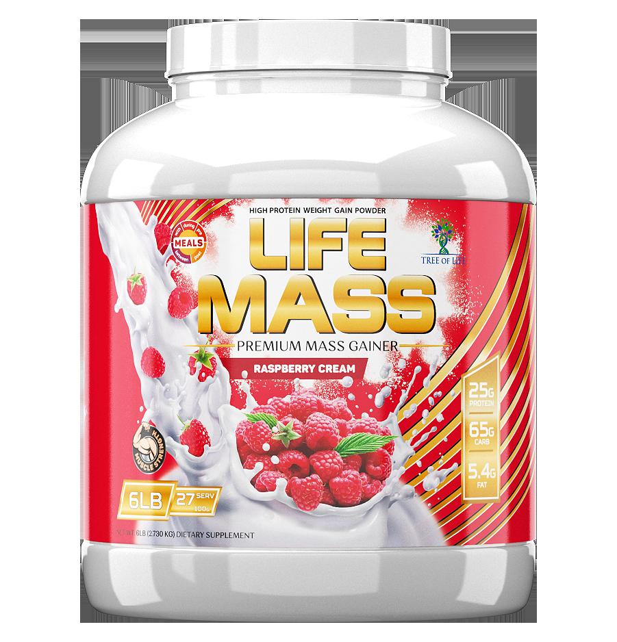LIFE Mass 2700gr