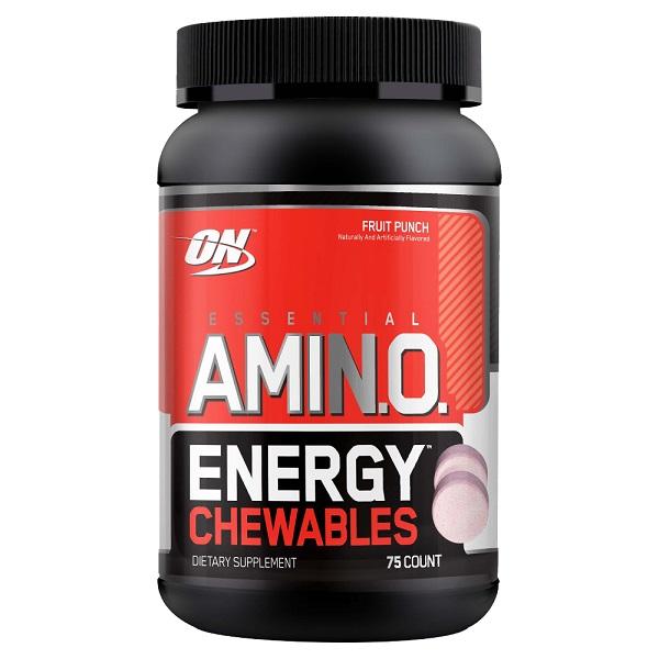 OPTIMUM Amino Energy (жевательные) 75 таб.