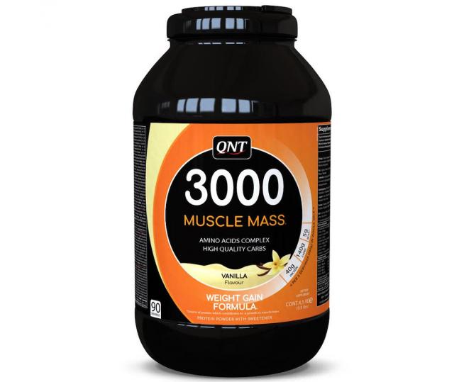 QNT WEIGHT GAIN 3000 Гейнер 4,5 кг