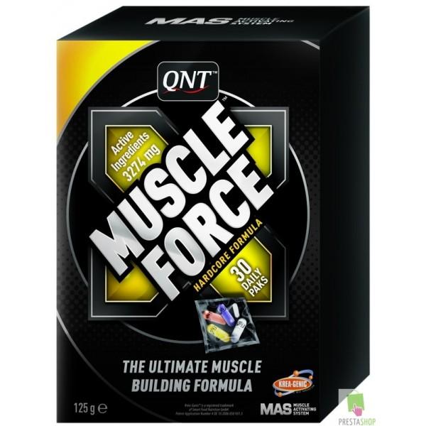 QNT MUSCLE FORC 30 пакетиков по 5 кап.