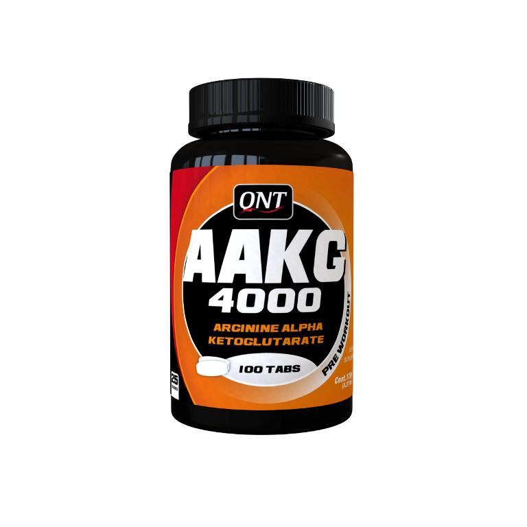 QNT AAKG 4000 100 таб.