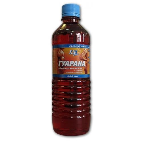 РОССИЯ XXI Напиток Гуарана 500 мл