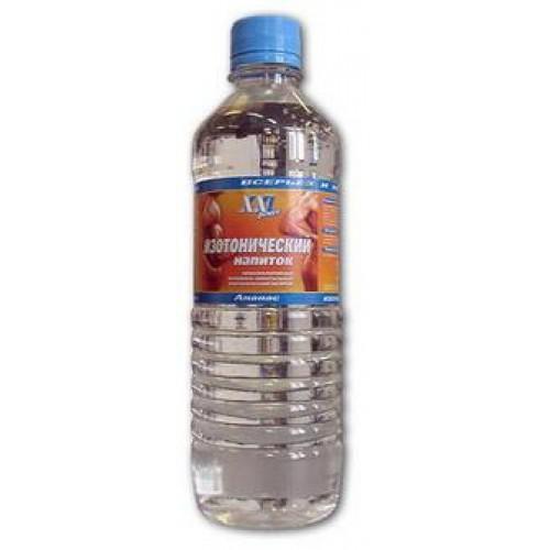 РОССИЯ XXI Напиток изотонический 500 мл (ананас)