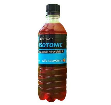 РОССИЯ XXI Напиток изотонический 500 мл (земляника)