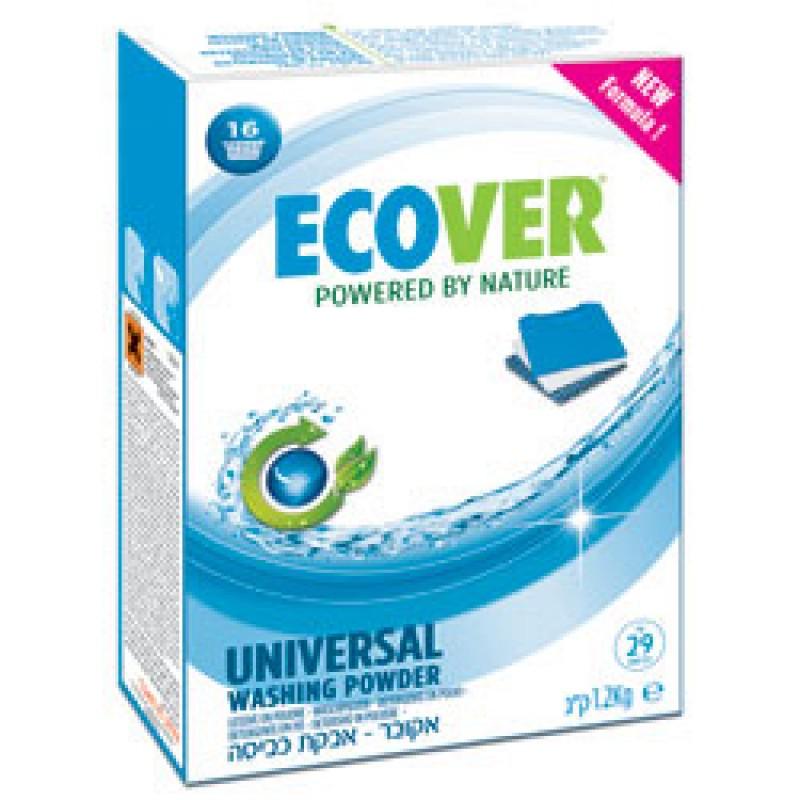 Эко стиральный порошок-концентрат универсальный 1200 г
