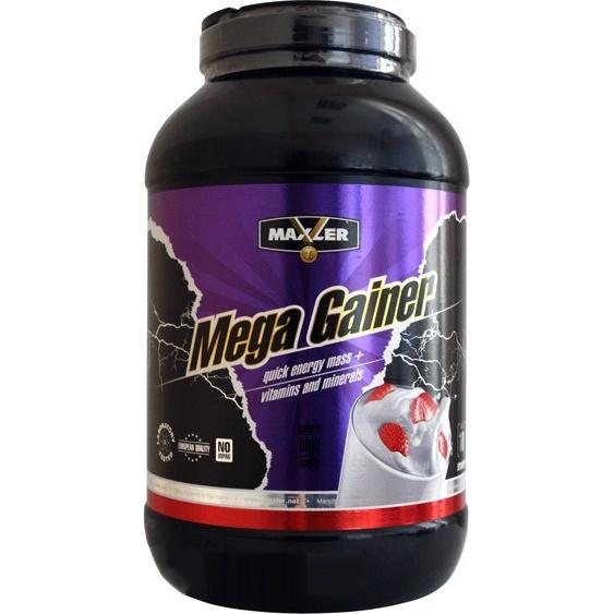 MAXLER Mega Gainer 4540 г