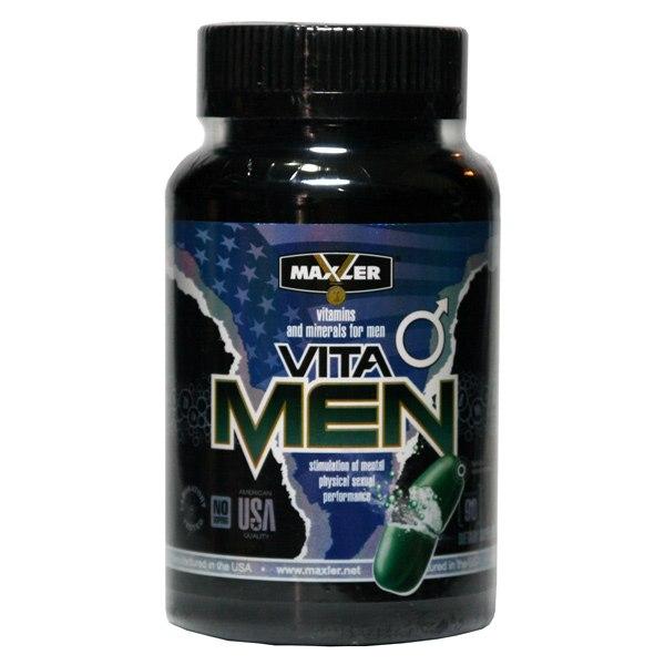 MAXLER Vita Men 90 таб.