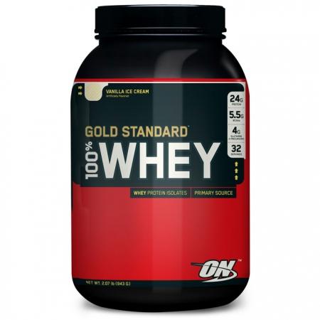 OPTIMUM 100% Whey Protein Gold  standart 900 г