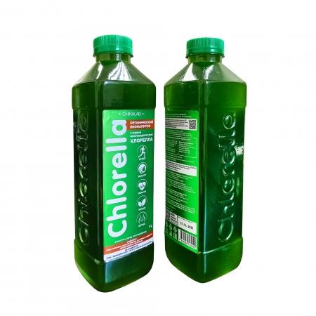 CHIKALAB Напиток органический «Хлорелла» 1,0л
