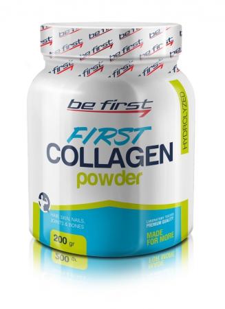 Be First Collagen powder 200гр