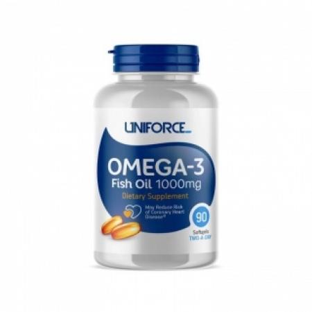 UNIFORCE Omega 3 1000mg 90caps