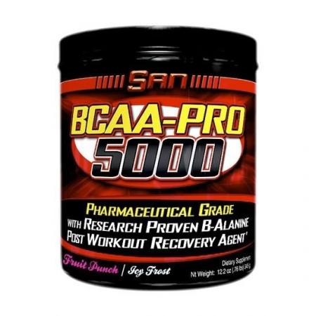 SAN BCAА-Pro 5000 345 г