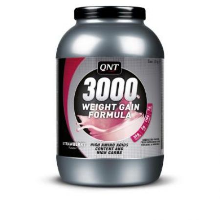 QNT WEIGHT GAIN 3000 Гейнер 1,3 кг