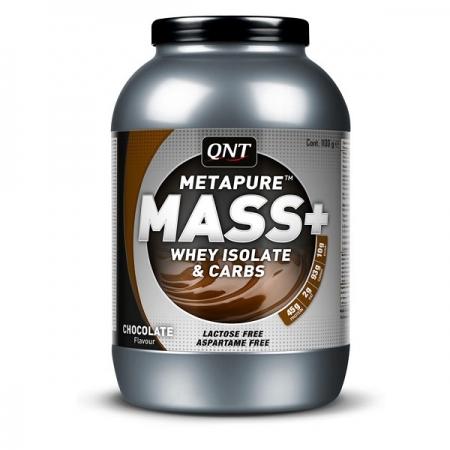 QNT Гейнер  MASS+  1,1 кг