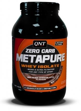 QNT Изолят Metapure Zero Carb 1 кг