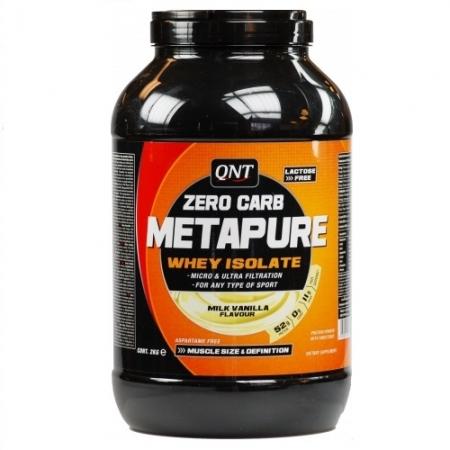 QNT Изолят Metapure Zero Carb 2 кг