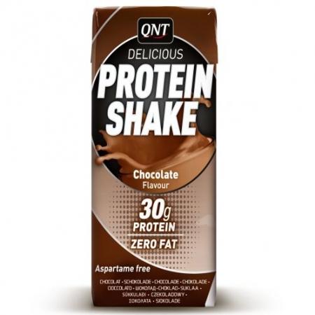 QNT Коктейль сывороточного протеина 330 мл
