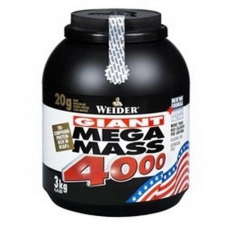 WEIDER Мега Масс 4000 (3000 г)