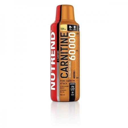 NUTREND Карнитин 60000+Синефрин  бутылка 500 мл