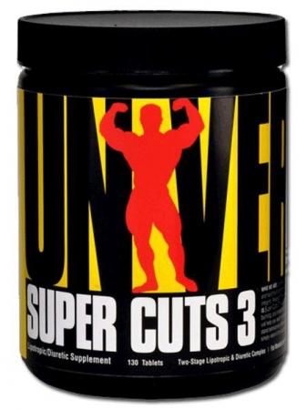 UNIVERSAL Super Cuts 3 130 таб