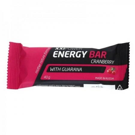 Россия XXI Шоколадка Energy Bar с гуараной 50 г