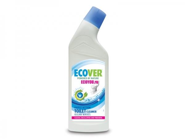 Эко средство для чистки сантехники