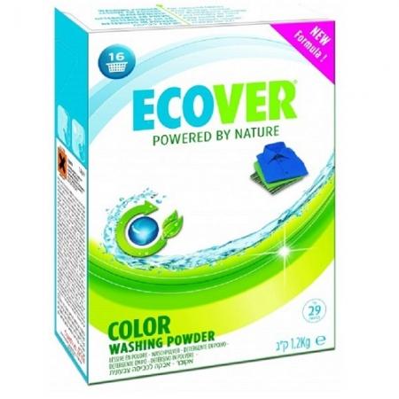Эко стиральный порошок-концентрат для цвет.белья 1200 г