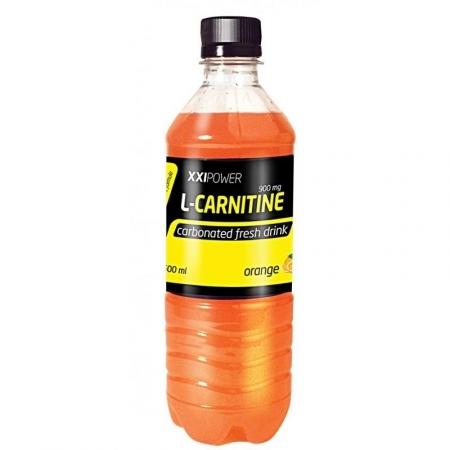 РОССИЯ XXI Напиток L-Карнитин (газирован.) апельсин 500 мл