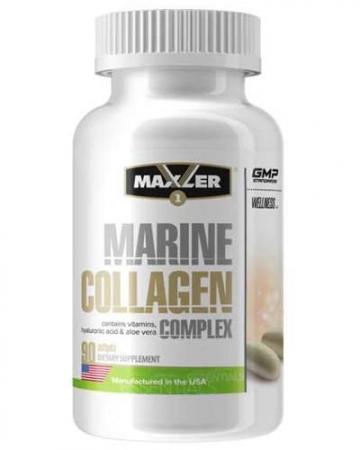 MAXLER Marine Collagen Complex 90 капс.