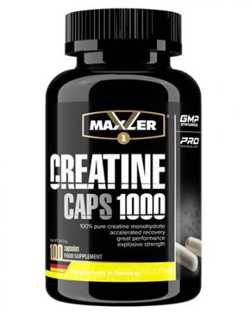 MAXLER Creatin 1000  100 капс.