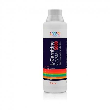 Liquid & Liquid L-Carnitine 5000 (500ml)