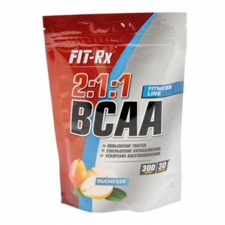 FIT RX BCAA 2:1:1 300 гр
