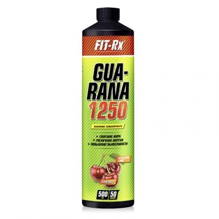 FIT RX Guarana1250 500 мл