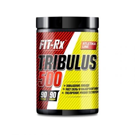 FIT RX Tribulus 500  (90кап)