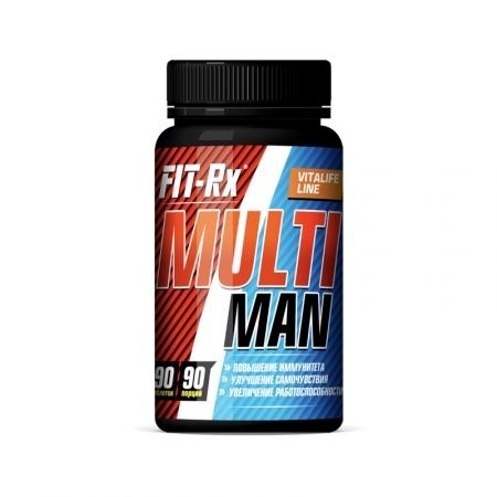 FIT RX Multi Man 90 табл.