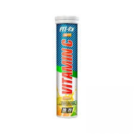 FIT RX Vitamin C 20 табс.
