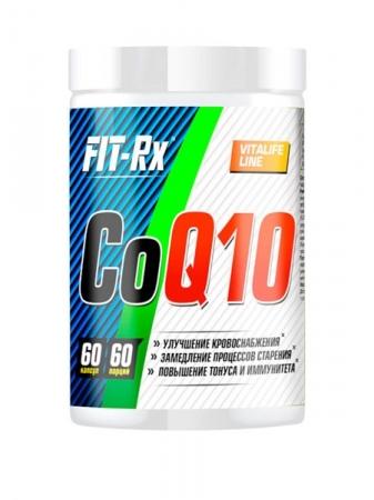 FIT RX CoQ10 60caps