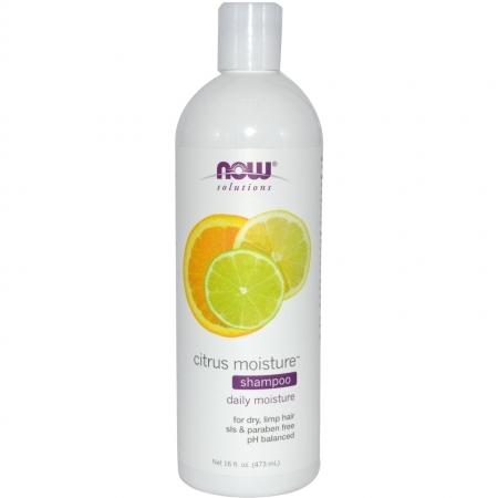 NOW Натуральный кондиционер Citrus Moissture 473 мл